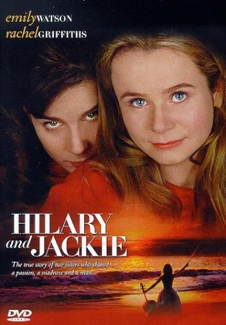 Directed by Anand Tucker.  With Emily Watson, Rachel Griffiths, James Frain, David Morrissey. The tragic story of world renowned classic cellist Jacqueline du Pré, as told from the point of view of her sister, flautist Hilary du Pré-Finzi.