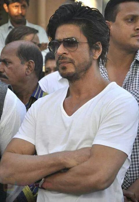 Shahrukh khan - king