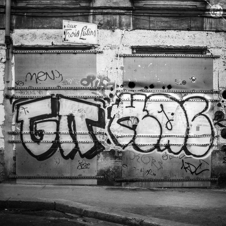 Aux trois lutins by lestropie on 500px #graffiti #streetphotography #streetart #urbanphotography #SaintEtienne #stetienne