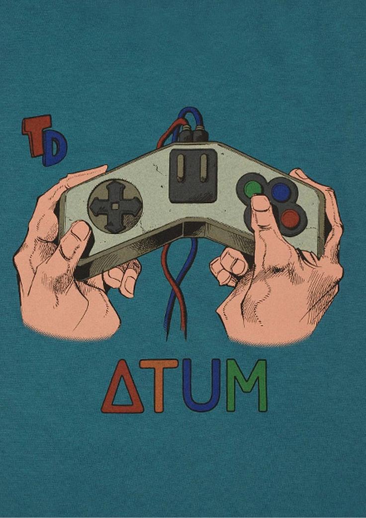 「テレンス・T・ダービー」のスタンド『アトゥム神』。某ゲーム機を彷彿とさせるカラーリング。
