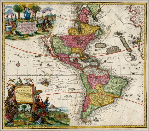 Ancient Map Old World Maps Ancient Map Poster By