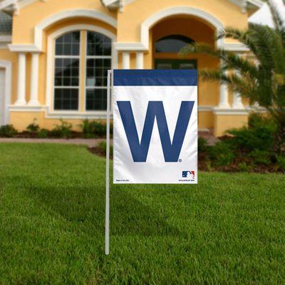 WinCraft Chicago Cubs 11'' x 15'' Winning Logo Garden Flag