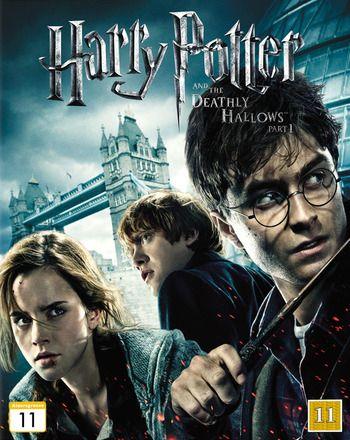 Harry Potter och Dödsrelikerna: Del 1  Äventyr från 2010 av David Yates med Jamie Campbell Bower och Helena Bonham Carter.