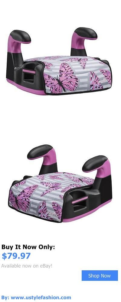 Booster Seats: Evenflo Amp Select Car Booster Seat, Butterfly BUY IT NOW ONLY: $79.97 #ustylefashionBoosterSeats OR #ustylefashion