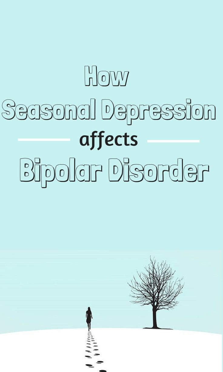 How Seasonal Depression Affects Bipolar Disorder: Experiencing mood shifts based…