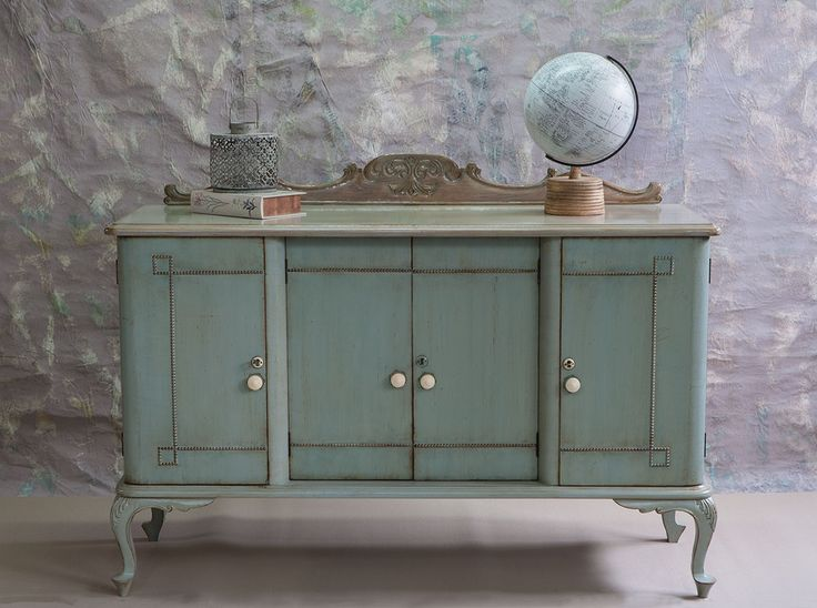 Renovated vintage cabinet