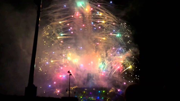 L., 14 JUL 2014 [VIDEO-HD] FUEGOS ARTIFICIALES DEL 14 DE JULIO, EN PARIS, FRANCIA. CANCION DE FONDO: IMAGINE POR JOHN LENON | Feu d'artifice du 14 juillet 2014 à Paris - John Lennon (Imagine)