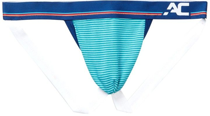 Andrew Christian California Collection Stripe Jock