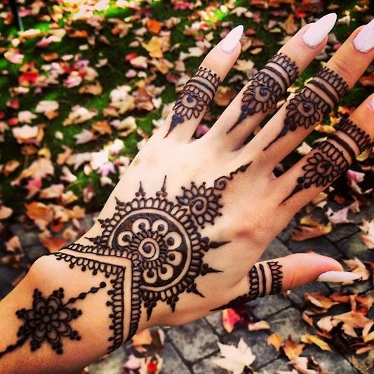 The Ancient Henna Tradition: A Festival Brides Boho Guide