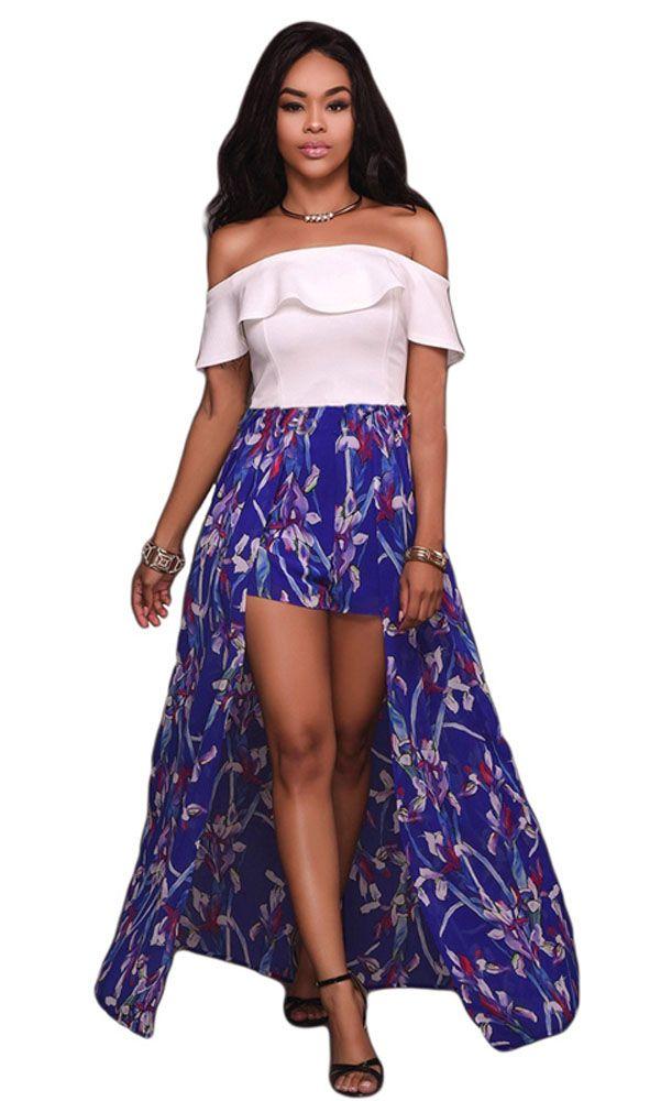 Mejores 44 imágenes de Long Maxi Dresses en Pinterest   Sexy dresses ...