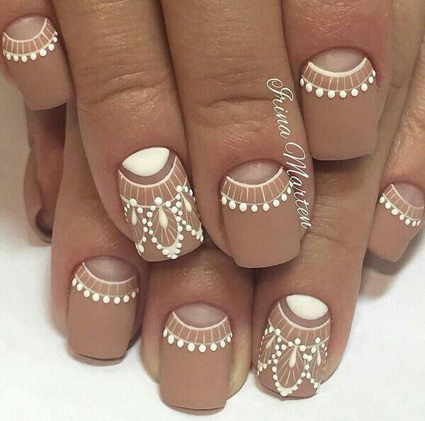 Top best creative tribal nail ideas & stylish