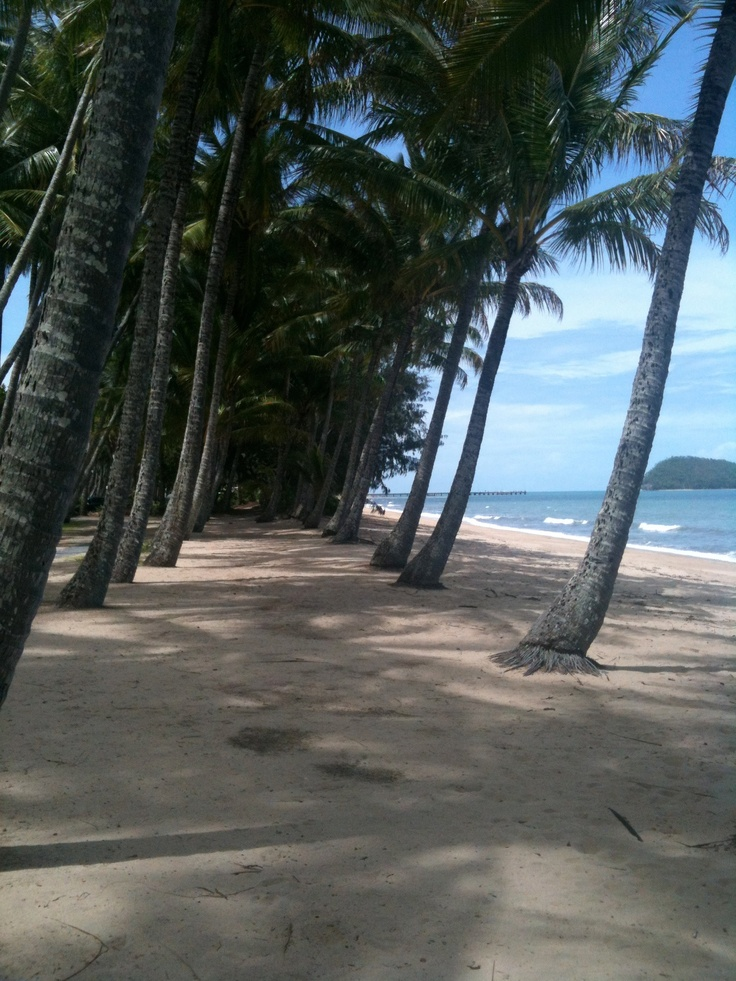 Palm Cove, Queensland - a touch of paradise