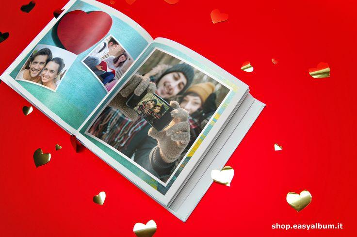 Fotoalbum di San Valentino http://shop.easyalbum.it/fotoalbum-sanvalentino