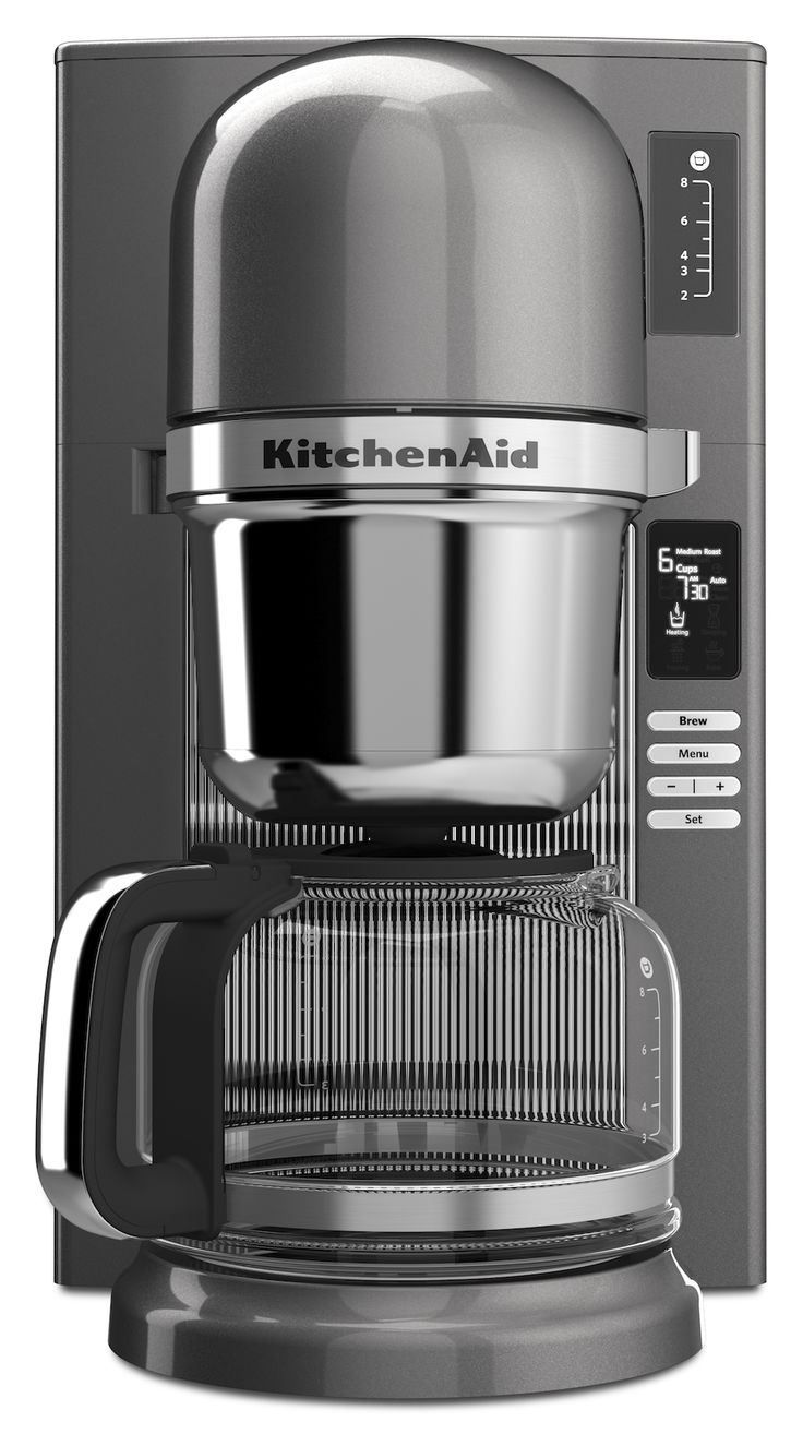 kitchenaid pour over coffee maker manual
