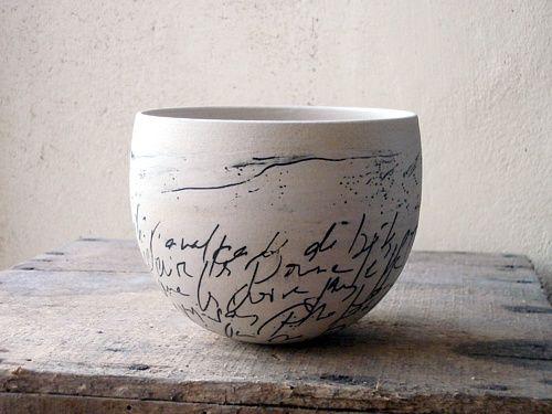 Christina Guwang #ceramic_bowl  #clay