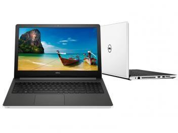 """Notebook Dell Inspiron I15-5558-D30 Intel Core i5 - 4GB 1TB LED 15"""" Linux  R$ 2.299,90   em até 10x de R$ 229,99 sem juros no cartão de crédito"""