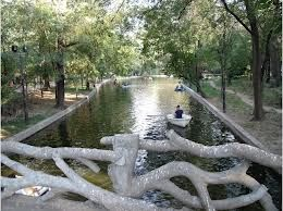 cismigiu park Bucharest Romania