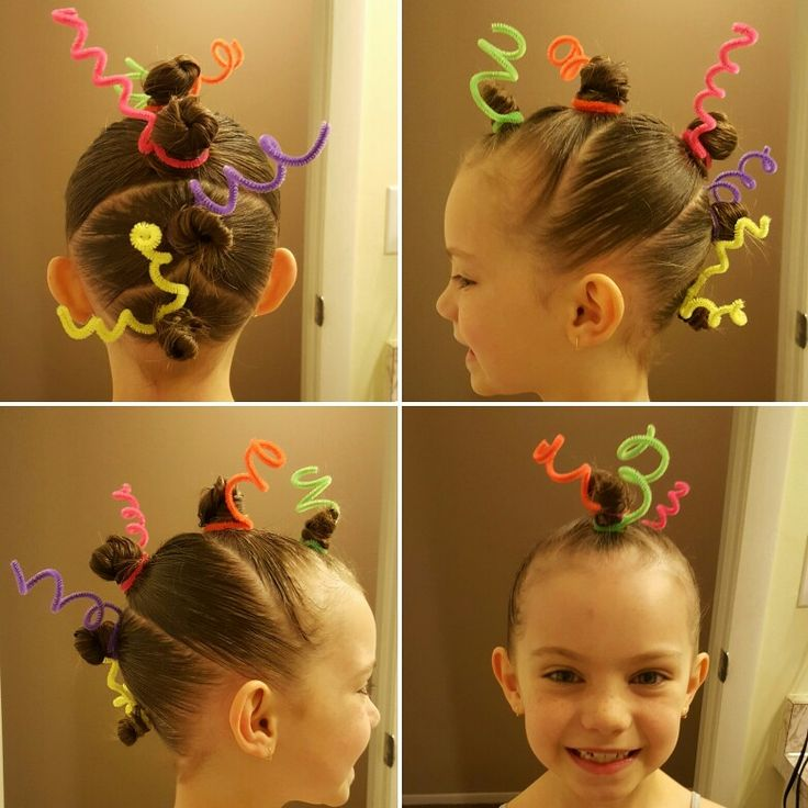 Whoville Hairstyles For Kids
