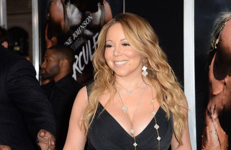 Mariah Carey misses high notes during Elusive Chanteuse tour debut