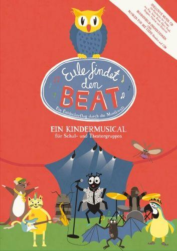 Eule findet den Beat, 2 Hefte inkl. 2 CDs und Hörspiel-CD