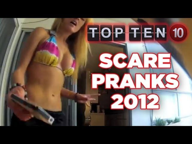 Funny Horror Pranks Compilation