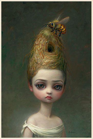 Queen Bee by Mark Ryden