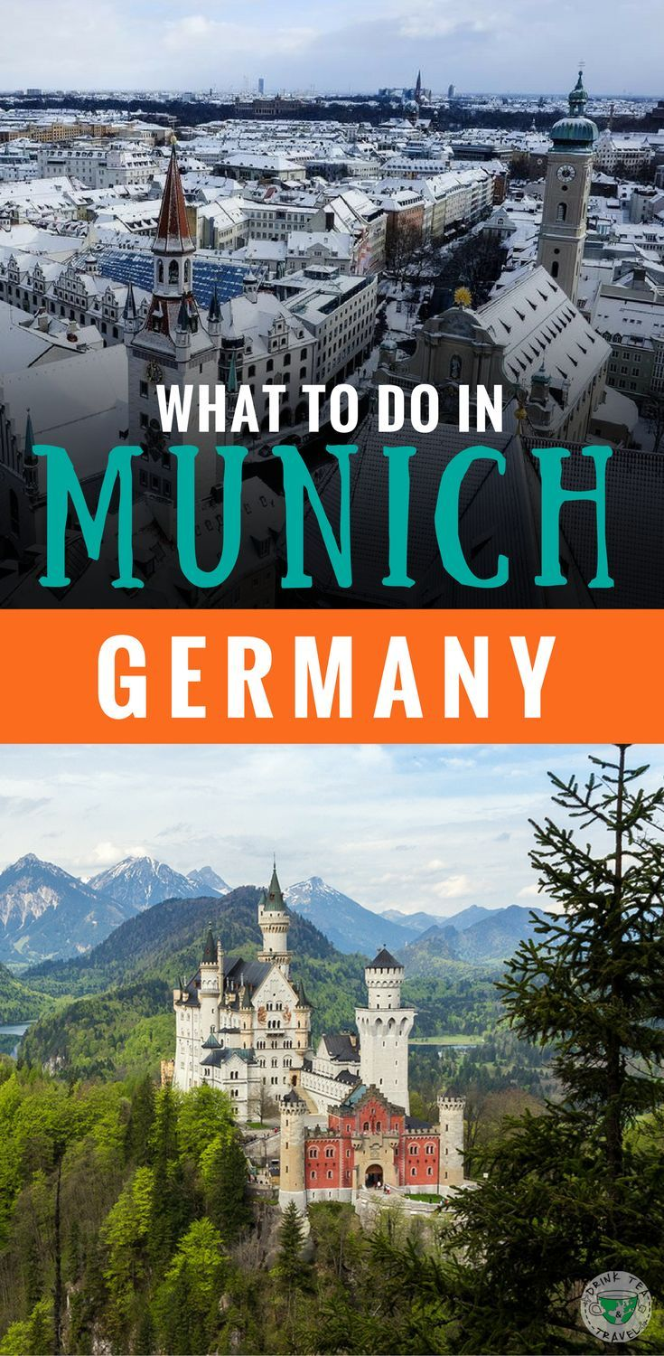 Traveling to Munich, Germany? Plan a trip to Germany with this city guide. Things to do in Munich, food to eat in Munich, where to stay in Munich, best times to visit Munich, travel tips and tricks, shopping and more!