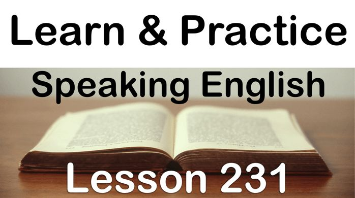 Learn and Practice Speaking English