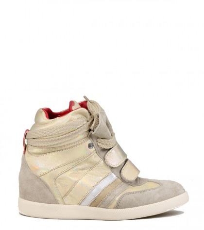 Sneakers Serafini Manhattan Metallic