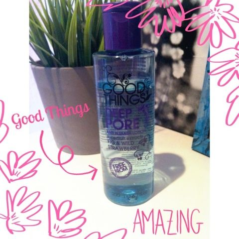 Good Things Deep Pore Anti Blemish Lotion