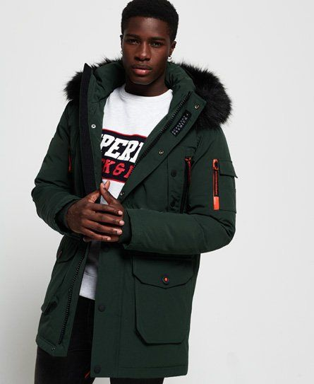 Premium Ultimate Down Parka Jacket - superdry  TrendingNow  mensnfashion   musthavesfashion  fashion   3a5746a219