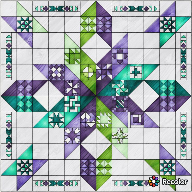 Pin by Diana Fesmire on Coloring Quilt patterns, Quilts