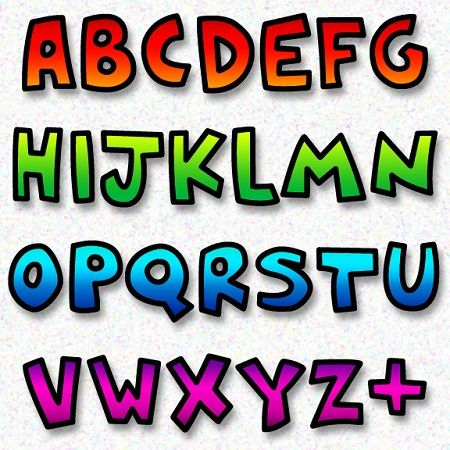 Harold's Fonts Popstreet iof Keith Haring (1958-1990) an artist whose work referenced both Pop and street art. The set includes an Outline and a Fill font that can be used separately or layered together in different colors.