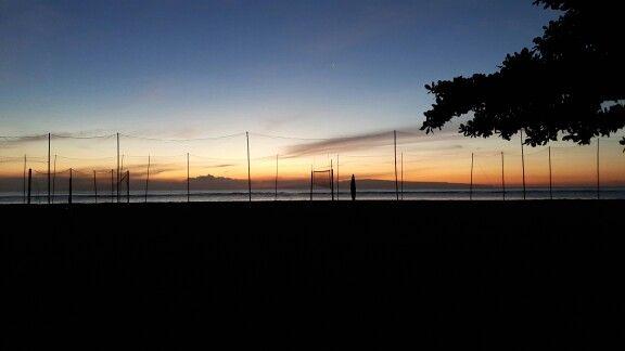 I love bali sunrise
