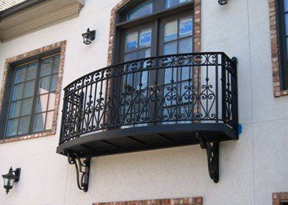Decorative Balcony Railing Etn R059 In Balustrades