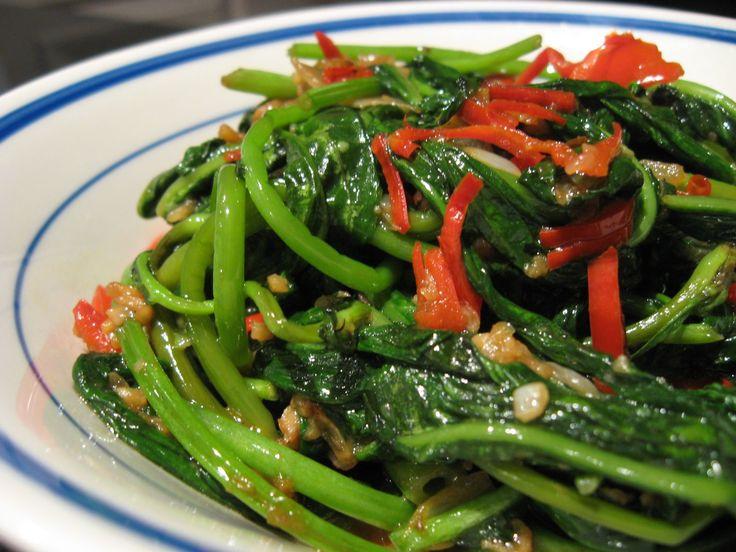 Kangkung (vegetables)