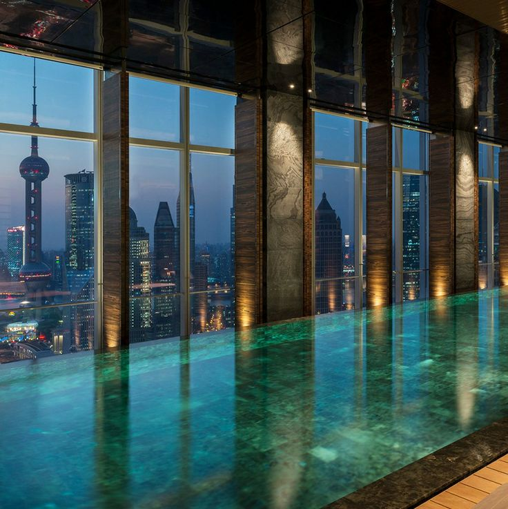 52 best images about experience the extraordinary on - Shanghai infinity pool ...