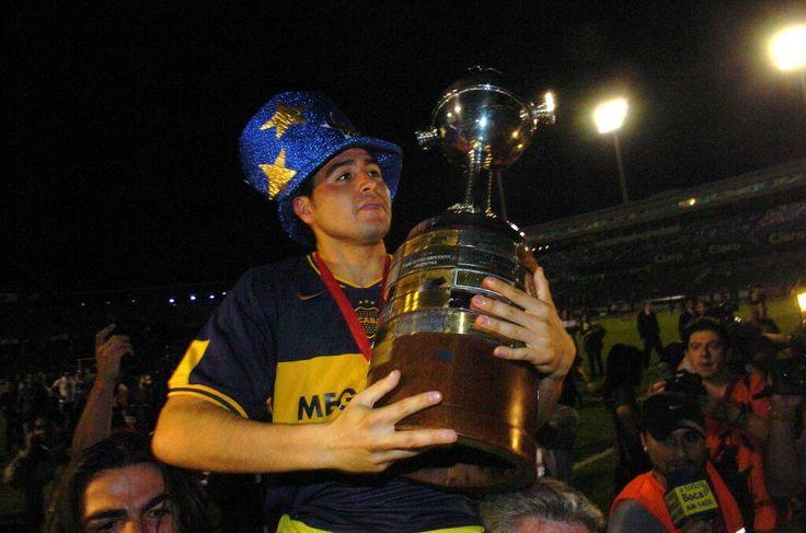Roman y la Libertadores 2007