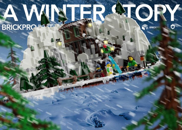 Winter might not be here yet, but that doesn't mean we can't prepare for it by creating a LEGO Worlds Winter Wonderland! Build your seasonal scene in LEGO Worlds.