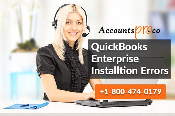 When installing QuickBooks Desktop or a product update, one of the following error occurs: Error 1601: Windows Installer is not accessible. For Quickbooks Installation Error Dial Quickbooks Installation Support Number (800)474-0179