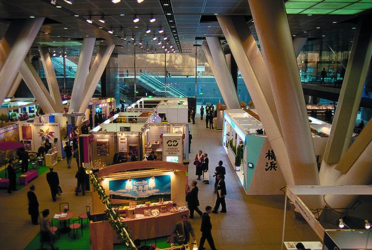 Tokyo International Forum | Rafael Viñoly Architects | Concourse