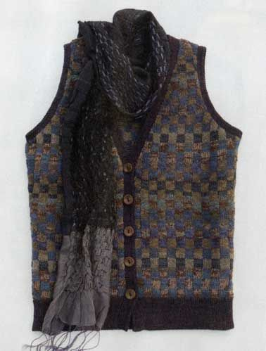 Kaffe Fasset  Peruvian Connection 2011  Hanover Vest