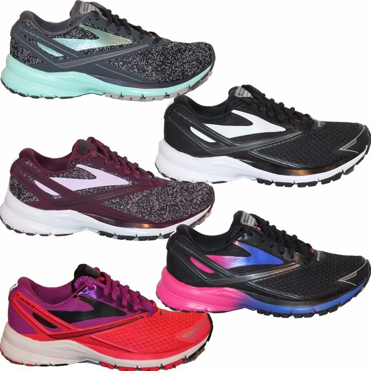 Womens Brooks LAUNCH 4 Neutral Cushion Running Shoes Sneakers NIB