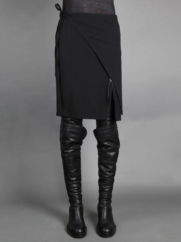 Love the skirt  ANN DEMEULEMEESTER SKIRT - ANTONIOLI OFFICIAL WEBSITE
