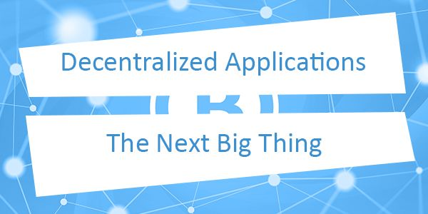 #Decentralized #Application is definitely the next big thing  #blockchain #bitcoin #cryptocurrency #digitalcurrency