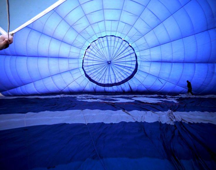 - Parachutespringen uit een Luchtballon - Manify.nl