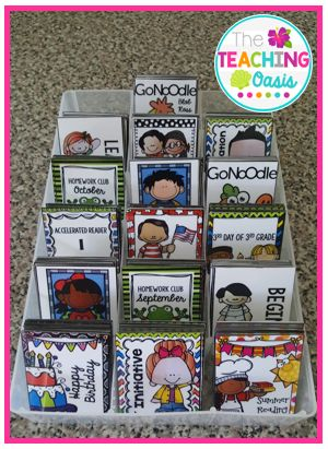 *The Teaching Oasis*: Free printable brag tags wow!