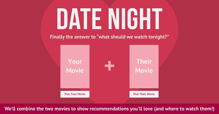 what to do for date night tonight