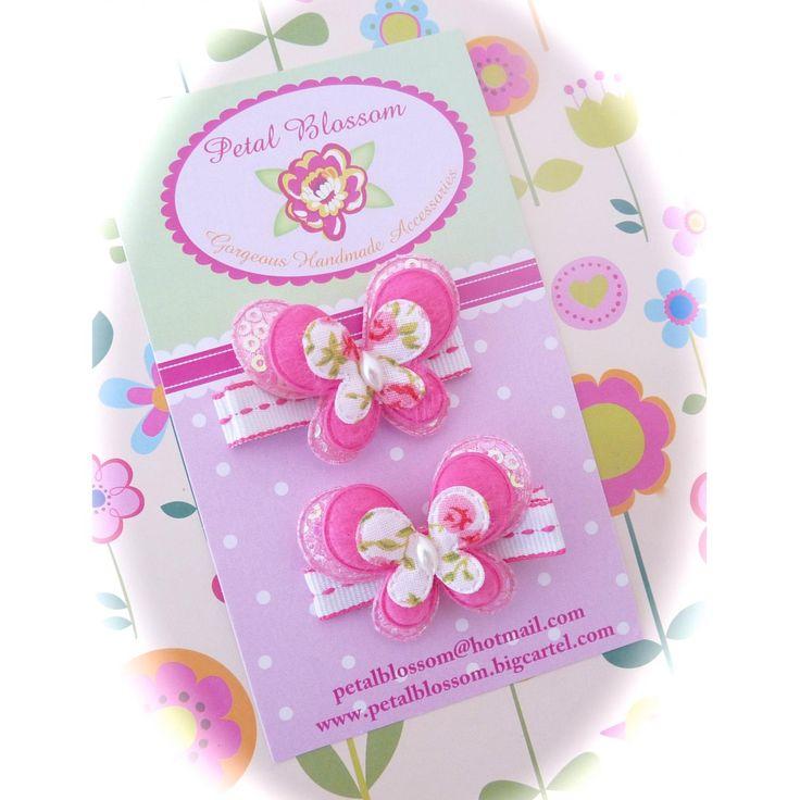$4.50 Enchanted butterflies by petalblossom on Handmade Australia