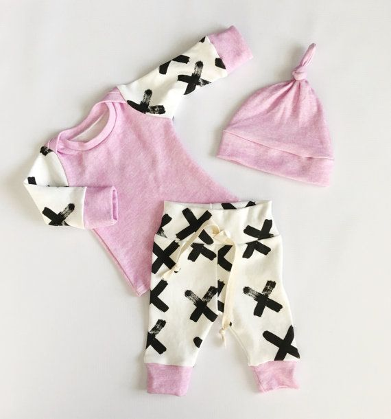 take home outfit coming home outfit newborn by LittleBeansBabyShop